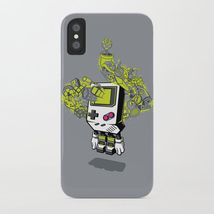 Pixel Dreams iPhone Case