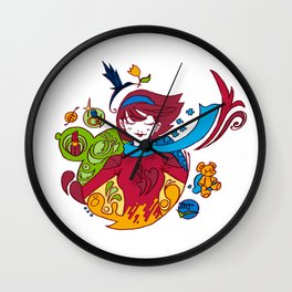 I want.. Wall Clock
