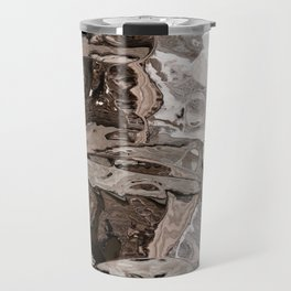 Brownskin texture Travel Mug