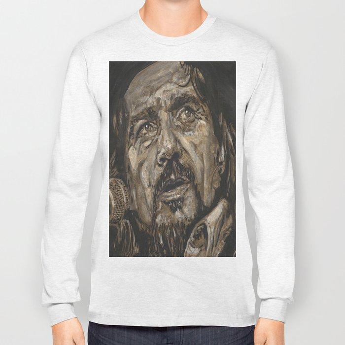 Waylon Jennings Long Sleeve T-shirt