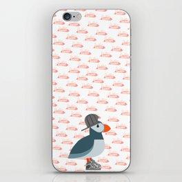 Puffin Co. iPhone Skin