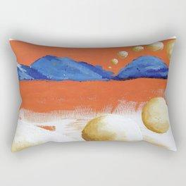 SkyLand Rectangular Pillow