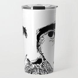 Michael Haneke Travel Mug
