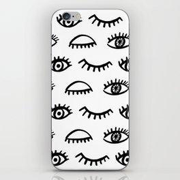 Magic Eyes iPhone Skin