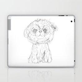 Puppy dog Laptop & iPad Skin