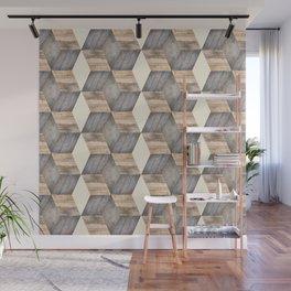 Wood pattern Wall Mural