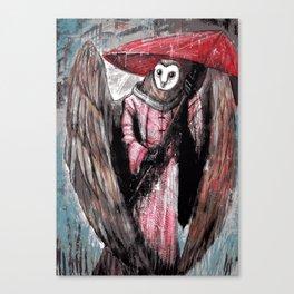 Chikap Kamui Canvas Print