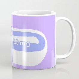 Sleepy Pill Lavender Coffee Mug