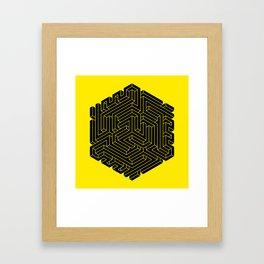 Mallet Framed Art Print