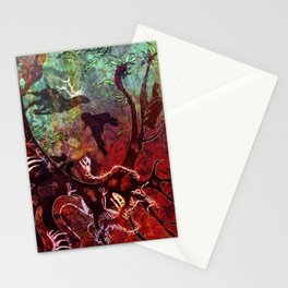 Fossil Fuery Stationery Cards