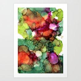Spring to Summer Art Print