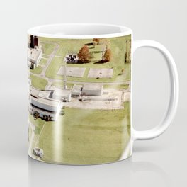 Abandoned Reactor Facility Coffee Mug