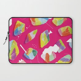 to go pleasantly  Laptop Sleeve