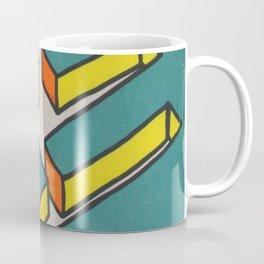 Sutro Baths Abstract Coffee Mug