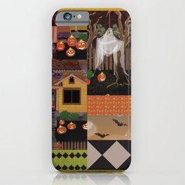 Modern Halloween iPhone Case