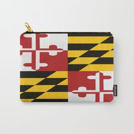 Maryland Colours Carry-All Pouch