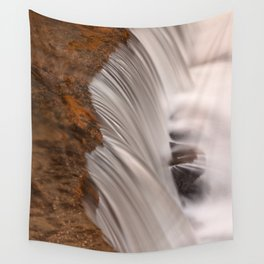 Tolliver Falls Close-up Wall Tapestry