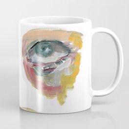 Watching Eyes Coffee Mug