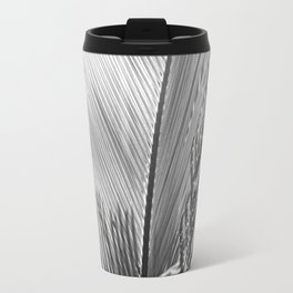 Palms Monochrome Travel Mug
