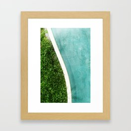 Reversal Framed Art Print