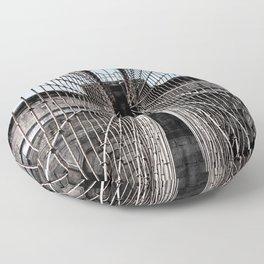 Iron Strung - Brooklyn Bridge Floor Pillow