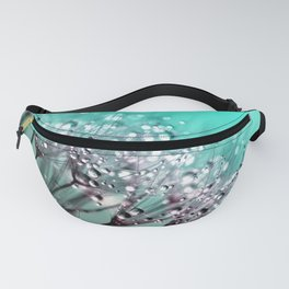 Dandelion Seeds Flower Nature Plant Summer Spring Fanny Pack