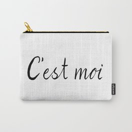 C'est moi Carry-All Pouch