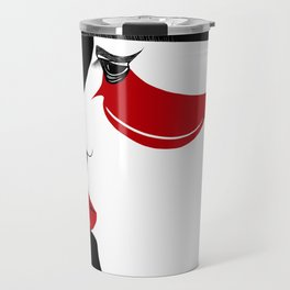Modern Geisha Travel Mug