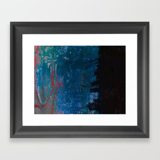 Do Androids Dream of Electric Sheep? Framed Art Print