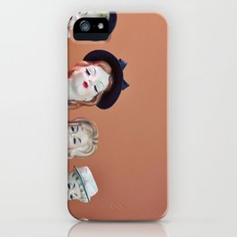 Ladies Who Lunch iPhone Case