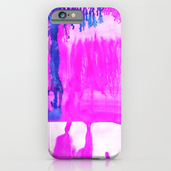 Dip Dye Hot Pink iPhone & iPod Case