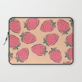 Strawberry Summer Laptop Sleeve