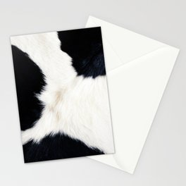 Farmhouse Cowhide Stationery Cards