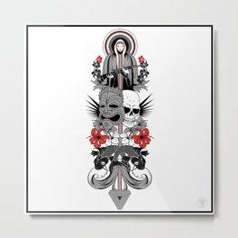 Cultural Epiphany Metal Print