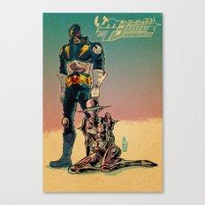 MT3000 Canvas Print