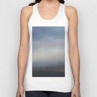 utah Tank Tops featuring Utah Sky by Sophie Pellegrini