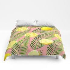 Lemons #society6 #decor #buyart Comforters