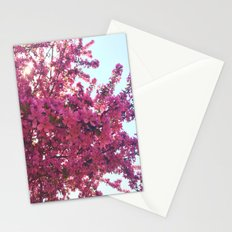 Apple Blossom-2014 Stationery Cards