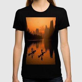 Li River in Guilin China T-shirt
