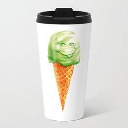 Happy Ice cream Travel Mug