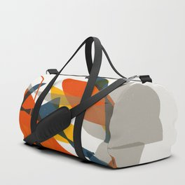 Abstract Bird Duffle Bag