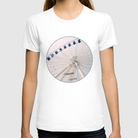 ferris wheel T-shirts featuring Ferris Wheel by Pati Designs & Photography