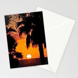 HB Sunsets 2/23/15  Stationery Cards