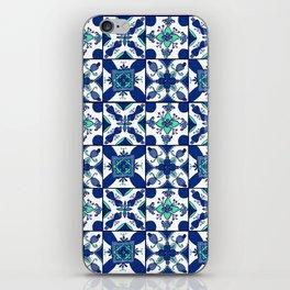 Cashew Apple Tiles iPhone Skin