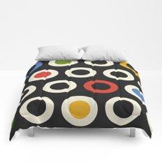 Circle Pattern Comforters