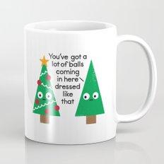 Spruced Up Mug