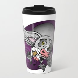 Mutant Zoo - Cowl Travel Mug