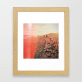I V . R I V A G E Framed Art Print
