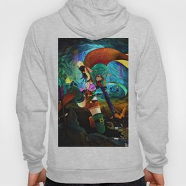 Colorful Archer Hoody