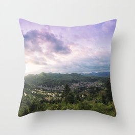 Terrace Throw Pillow